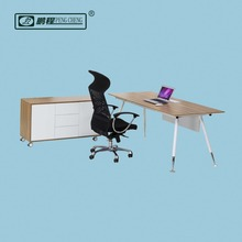 New Simple Design Modern wood furniture Executive office table | manager desk
