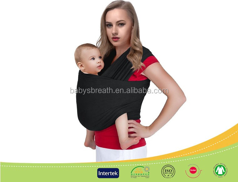 BC05 Hot Selling Baby Sling Stretchy Wrap Carrier