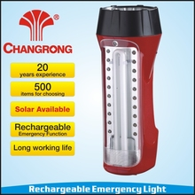 rechargeable 40pcs led with 11w tube lantern