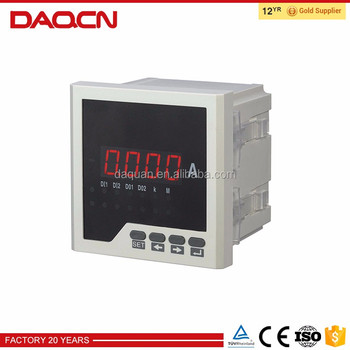 DAQCN Hot Sale Analog Digital Panel Meter