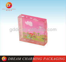 Plastic PVC Packing For Skin Care Product