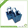 China christmas multiple bottles wine tote bag wholesale