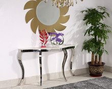 modern french style console table