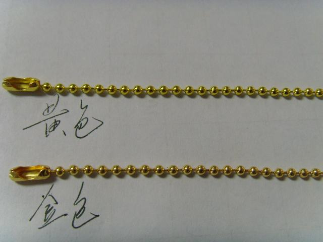 Fast Delivery Oregon Electric Saw Gold Ball Chain For Wholesale