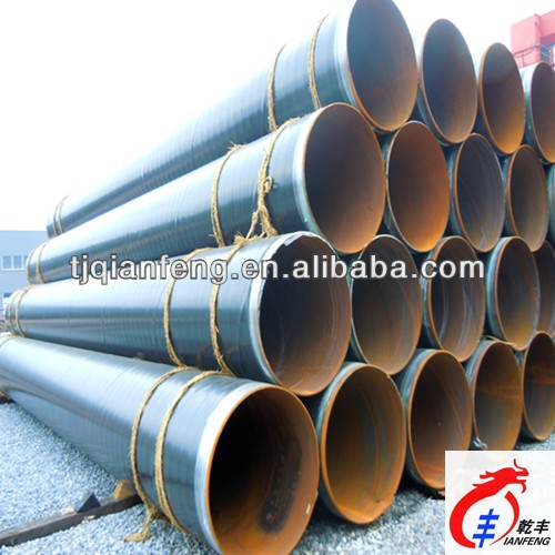 ERW Line Pipe 3LPE Steel Pipes