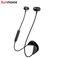 Ex-factory price sport stereo am fm radio headphone,2016 stereo sport bluetooth headset