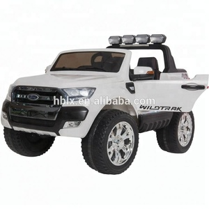 Newest Children Electric Toys Car Ford Ranger Pickup Kids Electric Ride on Cars