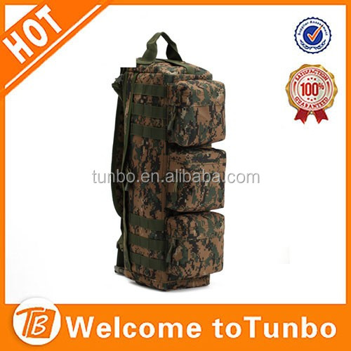 Cheap customized Select high-quality fabrics camouflage hunting backpack