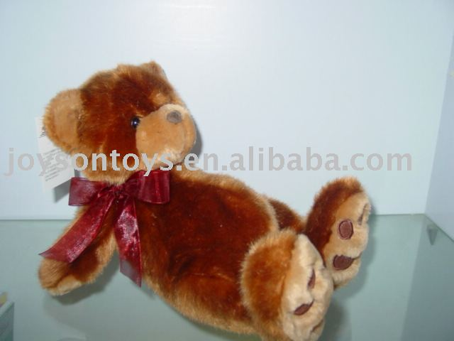 huge bear shaped stuffed animal plush toy