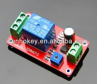 DC 5V/12V 1 Single-channel Time-delay 1~20Secs Relay Control Module