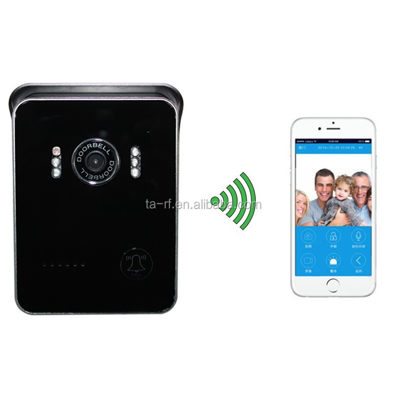 Wifi Video Doorbell From China Factory