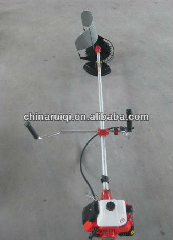 2-stroke gasoline rice corn mini harvester machine