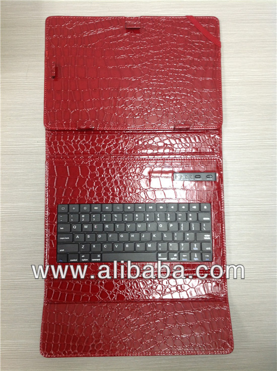 "9.7"" Universal Tablet Case Cover with Bluetooth Keyboard"