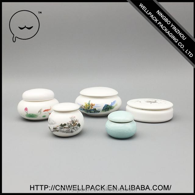 Customized Shape and volume Design ceramic jar