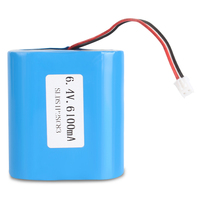 Sheng Li energy 32600 li-ion rechargeable 6v 6100mah brief package battery pack truck battery factory sell for ODM/ODM