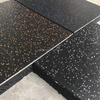 High Density Crossfit Gym Rubber EPDM