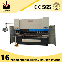 Export to Puerto Rico,China manufacture,CE certificate,WC67K CNC Hydraulic Plate Press Brake/Bending machine