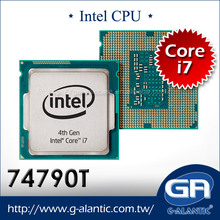 74790T desktop intel core cpu processor i7 3.9 GHz 8M quad core i7 cpu FCLGA1150