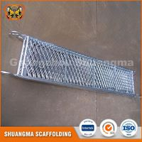 Top quality customized size metal scaffolding planks