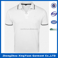 2016 Latest fashion 100% cotton top brand men's us polo association t-shirts