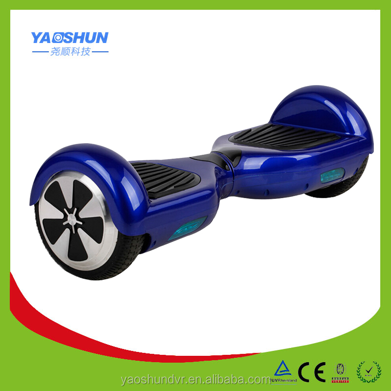Good quality hands free smart scooter brand names,2015 newest 2 wheels powered unicycle smart