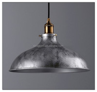 Vintage industrial style Metal Filament Pendant Light For Indoor Lighting