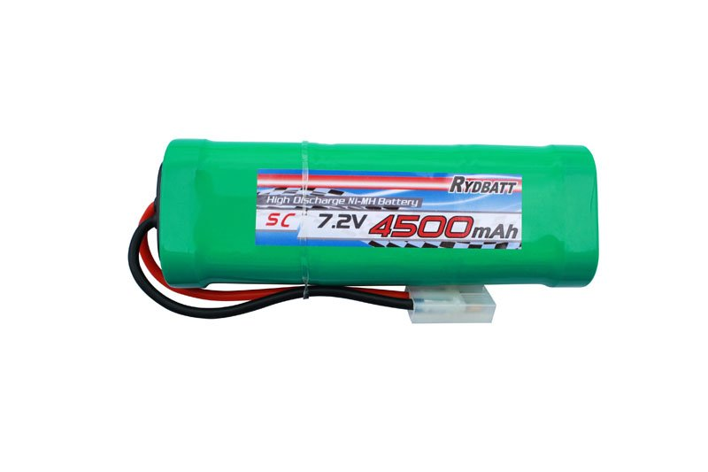 Ni-MH SC 7.2V 4500mAh Battery pack