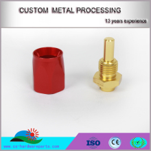 Hot sale precision its-186 aluminum CNC turning motorcyle parts