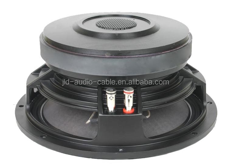 12 inch High Quality professional audio speaker with Aluminum basket pa speaker Manufacture in China from JLD Audio