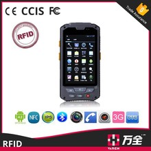 android bluetooth 868mhz rfid reader