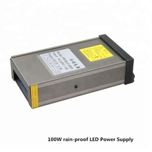 Famous Brand Chenglian LED Power Supply 100W Rainproof DC12V 100W LED Driver Chenglian Brand 100W Power Transformer