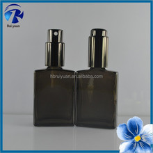 High quality 30ml black dimension perfume bottle