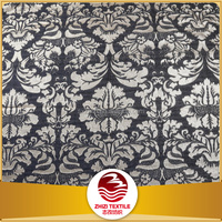 wholesale cotton jacquard blackout fabric