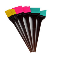 professional hair tinting the black magic silicon hair color applicator brush