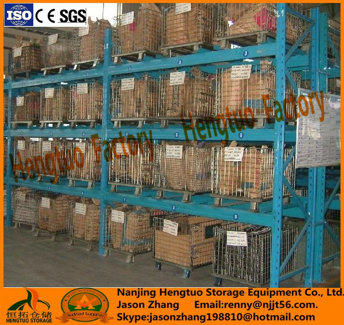 Hot Sale Store Shelf Economic Customized Light Duty Iron Shelving Racking