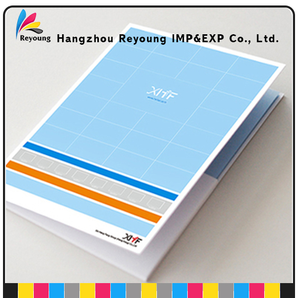 China online shop personalized custom simple design school notebook printing