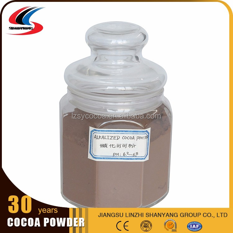 Manufacture oatmeal PH6.2-6.8alkalized cocoa powder cookies suppliers