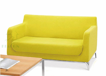 Popular Modern Yellow Solt Sofa For Sale