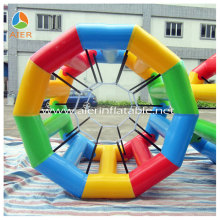 Water inflatable hamster wheel,wonder wheel toy inflatable