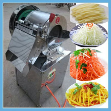 Multifunction electric industrial vegetable and fruit Cutters Potato Chips Making Machine
