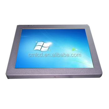 17inch lcd screen monitor pc board with usb input