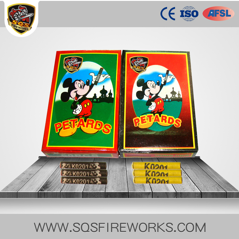 Wholesale k0201 match cracker banger fireworks chinese crackers