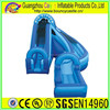 giant long inflatable water slides,tunnel slides,commercial water infaltable slides