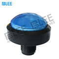 Arcade machine parts factory direct wholesale zero delay illuminated switch 60mm dome LED arcade push button
