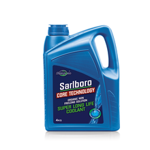 lubricants oil motor oil brands Sarlboro new series super longlife coolant antifreeze