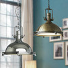 Industrial Lighting Style Led Bronze Pendant Lamp For Zhongshan Chandelier Lighting