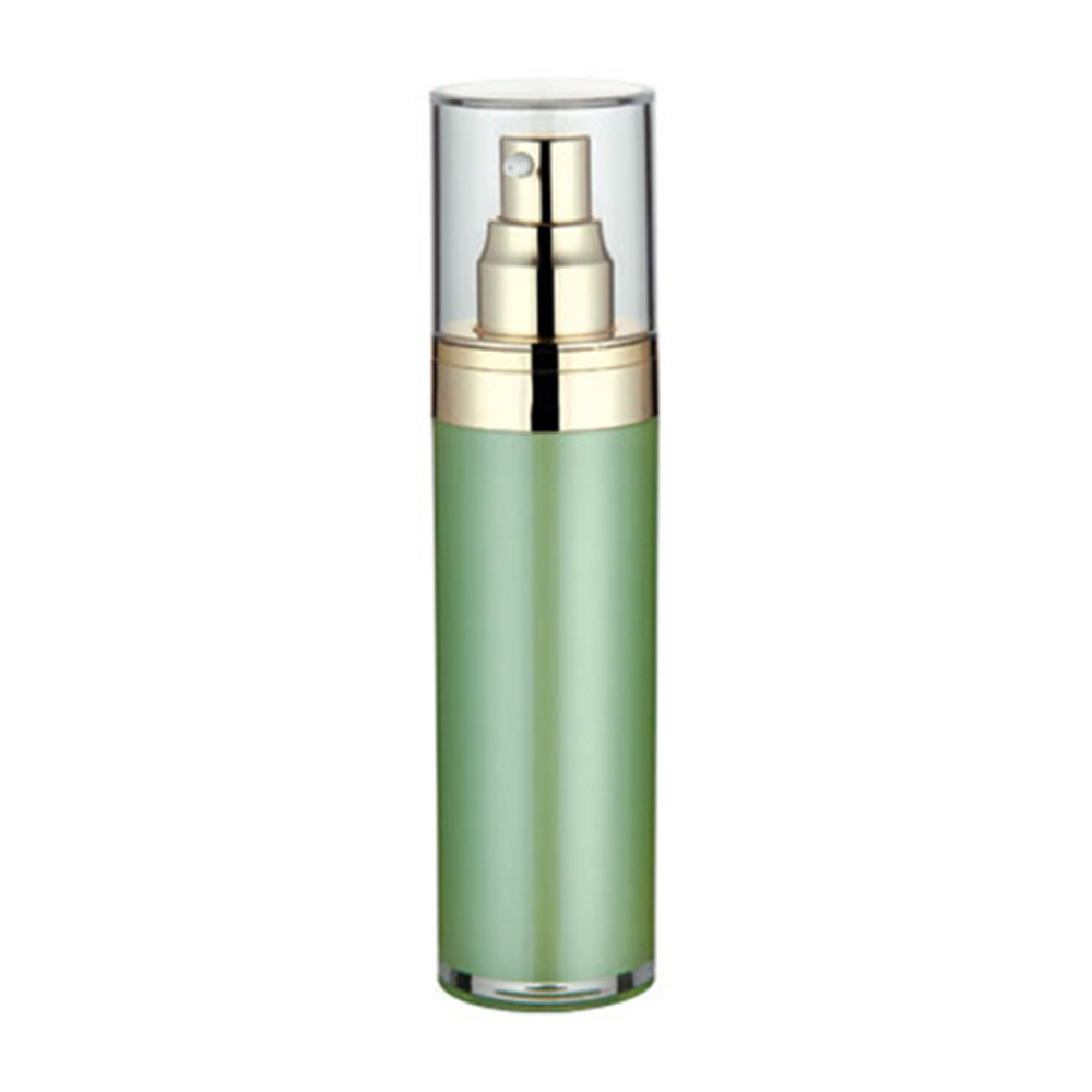Luxury Cosmetic Bottle Packaging Airless Lotion Bottle Airless Serum Bottle