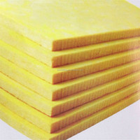 construction material sound insulation fiber glass wool suppplier