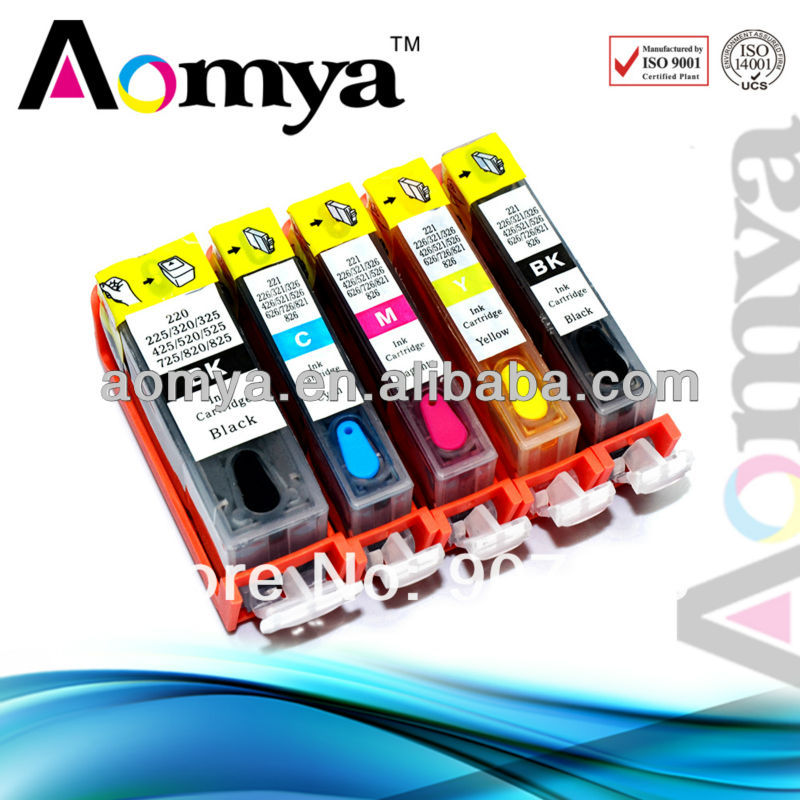 MADE IN CHINA! ink cartridge for canon ipf 9100/ 8100 for canon pgi-525