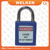 ABS Lock Body,Master&Differ, 16 Colors for Choice, 25mm Safety Padlock